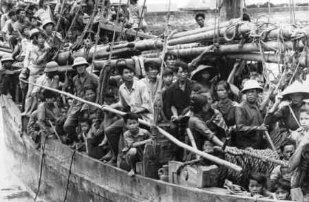 Vietnamese refugees Hong Kong